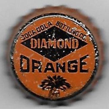 DIAMOND ORANGE, COCA-COLA BOT'G. CO SC TAX SEAL