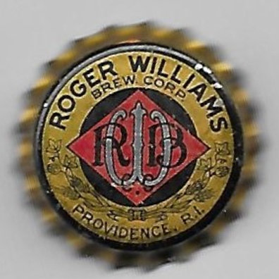 ROGER WILLIAMS BREWING CORPORATION PROVIDENCE RHODE ISLAND