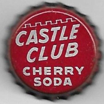 CASTLE CLUB CHERRY SODA