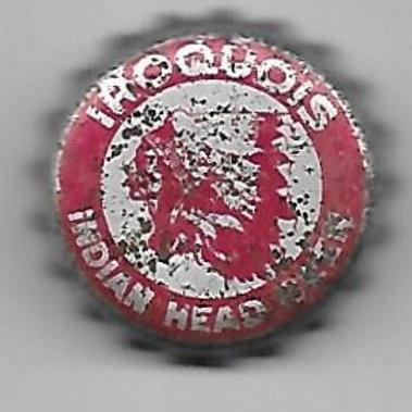 IROQUOIS INDIAN HEAD BREW