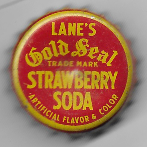 LANE'S GOLD SEAL STRAWBERRY