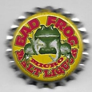 BAD FROG MICRO MALT LIQUOR