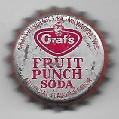GRAF'S FRUIT PUNCH SODA