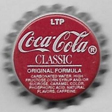 COCA-COLA CLASSIC LTP