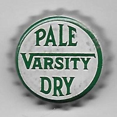 VARSITY PALE DRY; REDSTONE, NH; 1963-66
