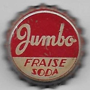 JUMBO FRAISE SODA