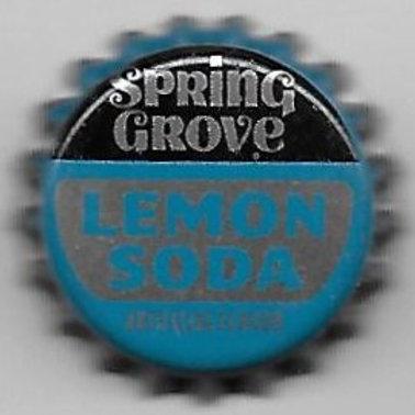 SPRING GROVE LEMON SODA
