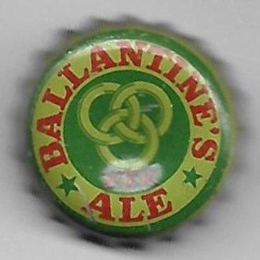 BALLANTINE'S XXX ALE