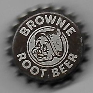 BROWNIE ROOT BEER PIN