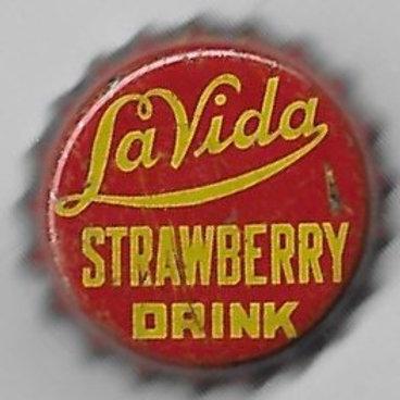 LA VIDA STRAWBERRY DRINK