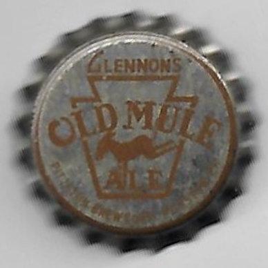 GLENNON'S OLD MULE ALE 1941-42