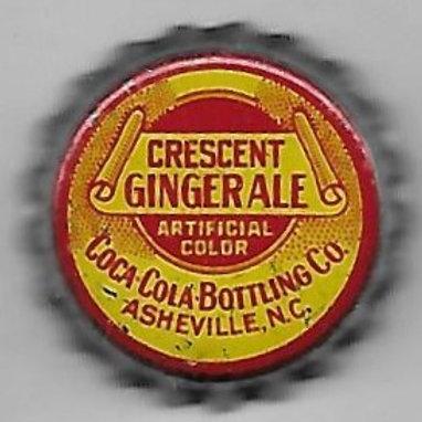 CRESCENT GINGER ALE, Asheville, NorthCarolina