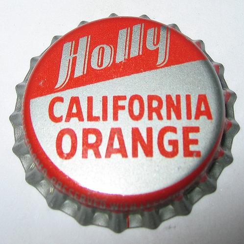 HOLLY CALIFORNIA ORANGE MAGNET
