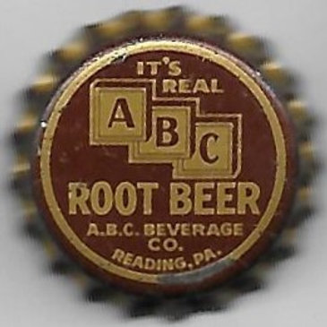 ABC ROOT BEER; READING, PA