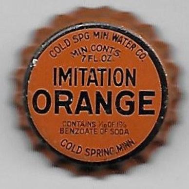 COLD SPRING IMITATION ORANGE