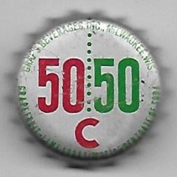 50/50 C