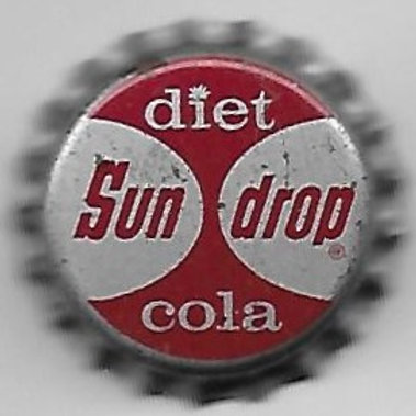 SUN DROP DIET COLA