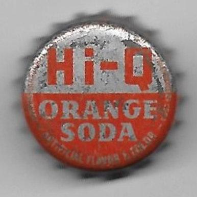 HI-Q ORANGE SODA