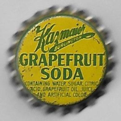 KAZMAIER BURLINGTON GRAPEFRUIT SODA