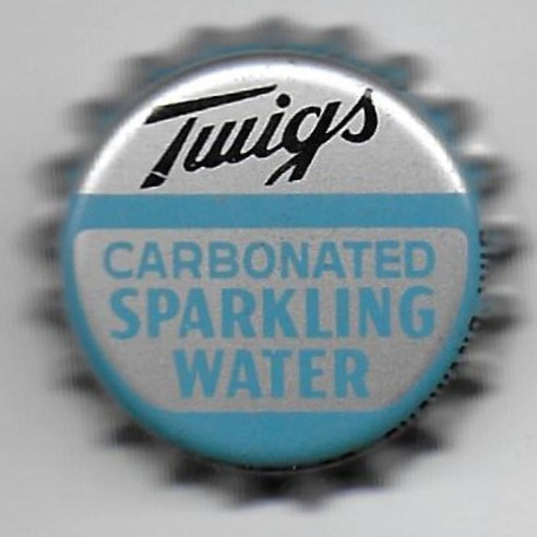 TWIGS CARBONATED SPARKLING WATER