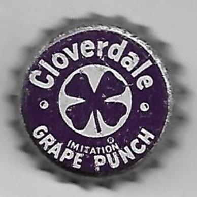 CLOVERDALE IMITATION GRAPE PUNCH