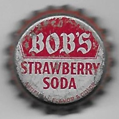 BOB'S STRAWBERRY SODA