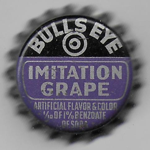 BULLS EYE IMITATION GRAPE
