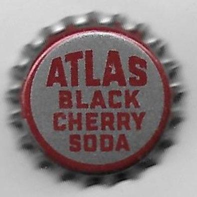 ATLAS BLACK CHERRY SODA