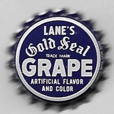 LANE'S GOLD SEAL GRAPE