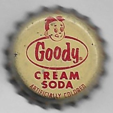 GOODY CREAM SODA