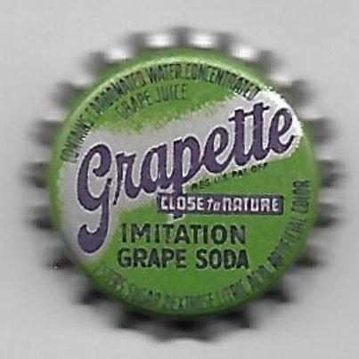 GRAPETTE IMITATION GRAPE SODA