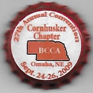BCCA CORNHUSKER CHAPTER CONVENTION 2009 WHITE