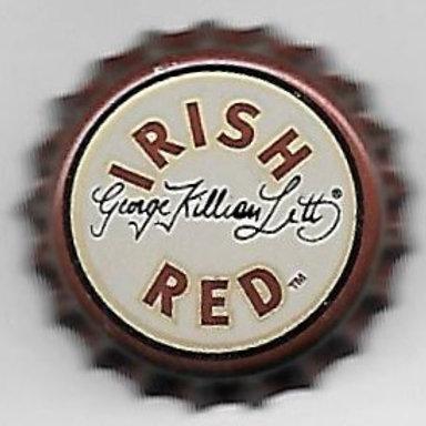 KILLIAN'S IRISH RED GEORGE KILLIAN LETT
