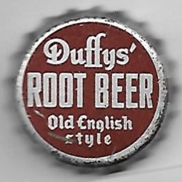 DUFFY'S ROOT BEER OLD ENGLISH STYLE