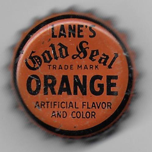 LANE'S GOLD SEAL ORANGE