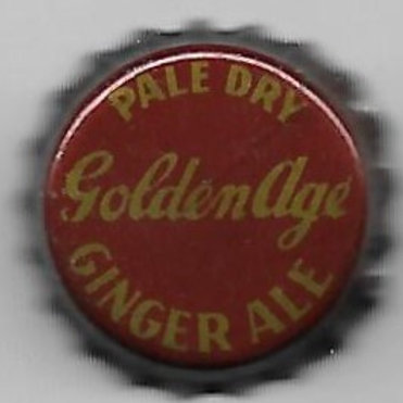 GOLDEN AGE GINGER ALE PALE DRY