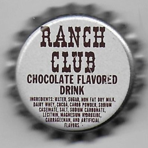 RANCH CLUB CHOCOLATE FLAVORED DRINK