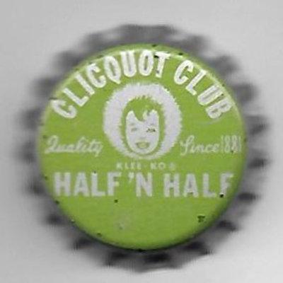 CLICQUOT CLUB HALF 'N HALF