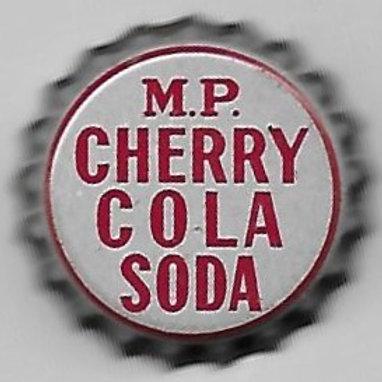 M.P. CHERRY COLA SODA