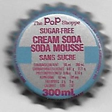THE POP SHOPPE CREAM SODA SUGAR FREE