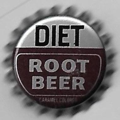 ROOT BEER, DIET