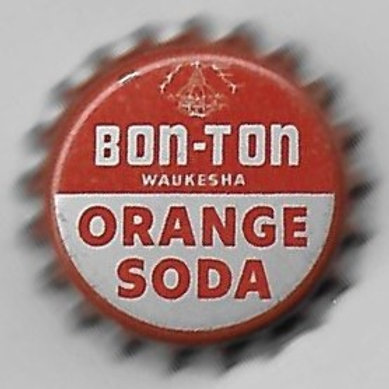 BON-TON ORANGE SODA