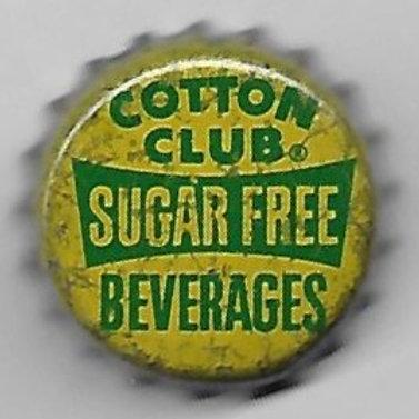 COTTON CLUB BEVERAGES SUGAR FREE