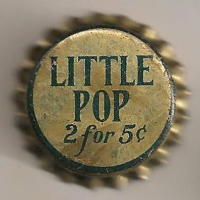 LITTLE POP 2 FOR 5¢