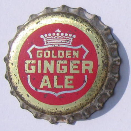 CANADA DRY GOLDEN GINGER ALE