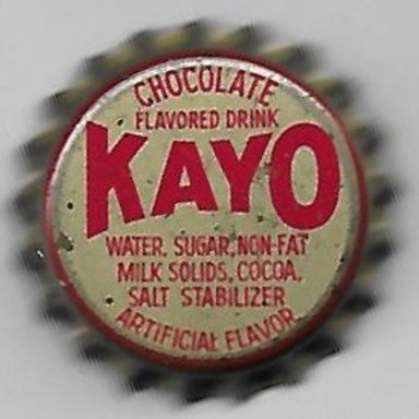KAYO CHOCOLATE FLAVORED DRINK