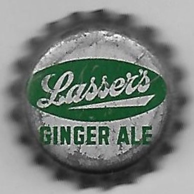 LASSER'S GINGER ALE