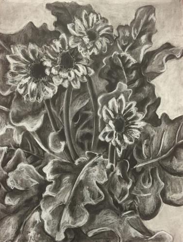 Flower Still Life, 2015