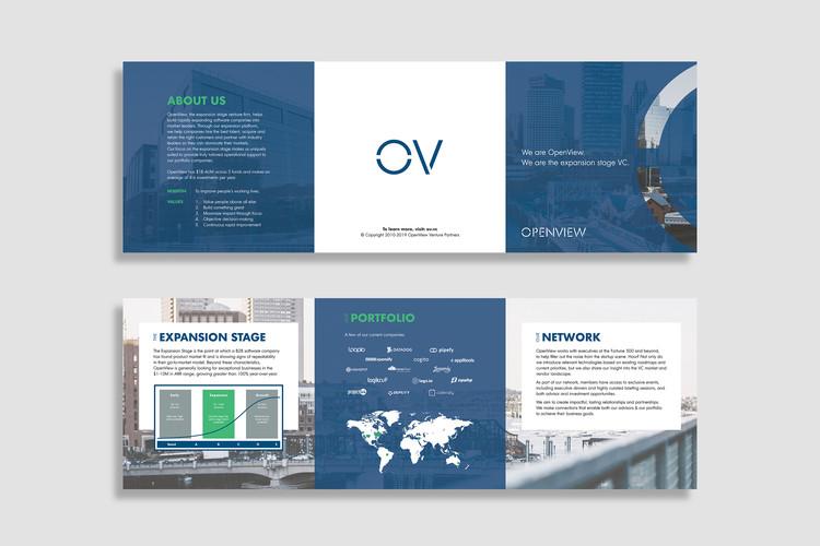 OpenView Brochure, 2019