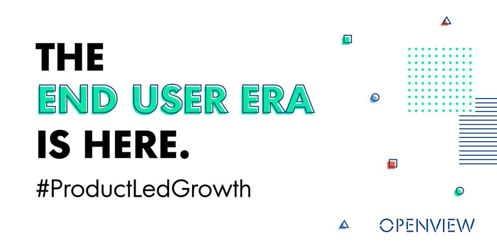 Product Led Growth CTA, 2019